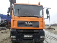 MAN TGA. Автомобиль 40.410 6X6 BB-WW самосвал, 12 000 куб. см., 25 300 кг.