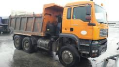 MAN TGA. Автомобиль 40.410 6X6 BB-WW самосвал, 12 000 куб. см., 25 000 кг.