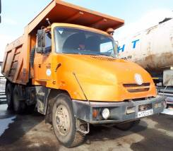 Tatra. Автомобиль Татра-163-370SKT 6Х62R С/С, 12 700 куб. см., 25 600 кг.
