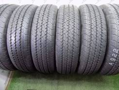 Bridgestone V-steel Rib 294. Летние, 2010 год, без износа, 6 шт