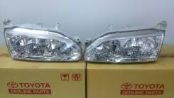 Фара. Toyota Corolla Levin, AE111, AE110 Toyota Sprinter Trueno, AE110, AE111 Двигатели: 5AFE, 4AFE, 4AGE