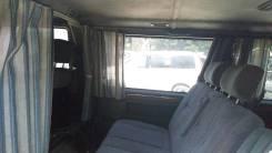 Шторка окна. Mitsubishi Delica, P24W, P25W, P35W Двигатели: 4D56, 4G64MPI