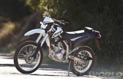 Kawasaki KLX 250. 250 куб. см., исправен, птс, без пробега