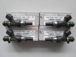 Инжектор. Nissan: Note, Wingroad, Cube Cubic, Cube, Qashqai, Tiida Latio, March, Qashqai+2, NV200, Micra, Tiida, AD, Juke, Bluebird Sylphy, Micra C+C...