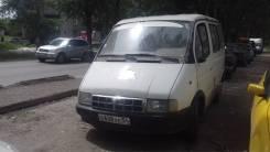 ГАЗ 2217 Баргузин. Продам соболь баргузин, 2 500 куб. см., 2 места