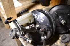 Цилиндр главный тормозной. Toyota Cresta, GX100