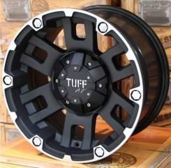 Tuff A.T. T-04. 8.0x16, 5x139.70, 6x139.70, ET-13, ЦО 108,0мм. Под заказ