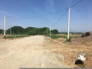 Продам участок на Овощесовхозе, по ул. Совхозная. 10 с/c. 1 000 кв.м., собственность, электричество, вода, от агентства недвижимости (посредник)