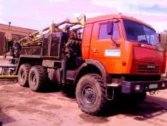 Геомаш ЛБУ-50. Буровую установку, 3 000 куб. см., 10 000 кг.