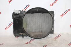Радиатор охлаждения двигателя. Nissan Silvia, S13 Nissan 180SX Двигатели: SR20DET, SR20DE