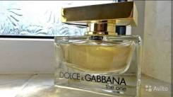 Продам Dolce and Gabbana The One 100 мл