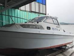 Yamaha FR-25. Год: 1992 год, длина 7,50м., двигатель подвесной, бензин