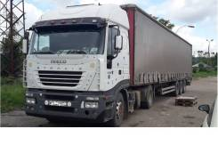 Iveco Stralis. Ивеко Стралис (тягач как Актрос Скания Volvo МАН ДАФ), 10 300 куб. см., 40 000 кг.