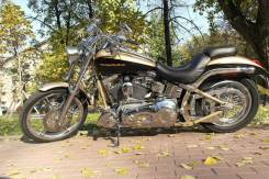 Harley-Davidson Screamin Eagle Deuce FXSTDSE. 1 550 куб. см., исправен, птс, с пробегом