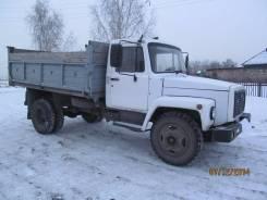 ГАЗ 3307. Продаётся 1993 г. в, 4 250 куб. см., 5 000 кг.