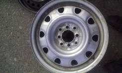 Nissan. 6.0x15, 4x100.00, 4x114.30, ET40, ЦО 68,0мм.