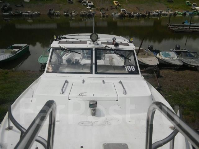 Yamaha Fish 24. Год: 1990 год, длина 7,50м., двигатель подвесной, 200,00л.с., бензин