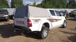 Toyota Hilux. TGN26L, 2TRFE