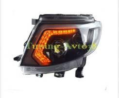 Фары передние тюнинг Ford Ranger T6 2012-