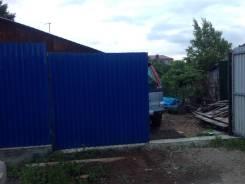 Продам отдельностоящий дом с услугами. Улица Чапаева 8, р-н Сахпоселок, площадь дома 100 кв.м., централизованный водопровод, отопление твердотопливно...