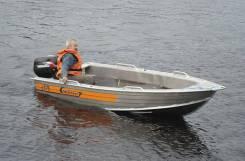 Wellboat. Год: 2017 год, длина 3,70м., двигатель без двигателя, 15,00л.с., бензин