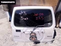 Дверь багажника. Suzuki Jimny, JB33W, JB43W Suzuki Jimny Wide, JB33W, JB43W Двигатели: M13A, G13B