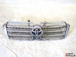 Решетка радиатора. Toyota Land Cruiser Prado, TRJ150, GRJ150