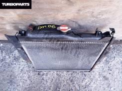 Радиатор охлаждения двигателя. Suzuki Jimny, JB33W, JB43W Suzuki Jimny Wide, JB33W, JB43W Двигатели: G13B, M13A
