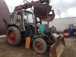ЮМЗ 6. Продам трактор ЮМЗ-6 АКЛ