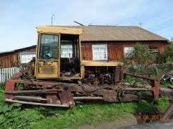 Вгтз ДТ-75. Продам трактор лесопогрузчик ДТ-75