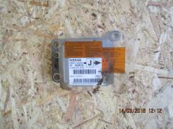 Блок управления airbag. Nissan Almera, N16