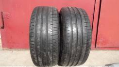 Michelin Pilot Sport 3. Летние, 2013 год, износ: 20%, 2 шт