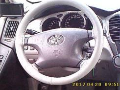 Руль. Toyota Highlander