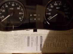 Панель приборов. Nissan Terrano Renault Duster