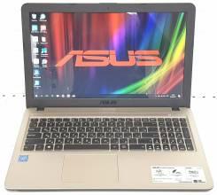 "Asus VivoBook. 15.6"", ОЗУ 4096 Мб, диск 500 Гб, WiFi, Bluetooth, аккумулятор на 4 ч."