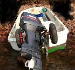 Yamaha Fish. Год: 2004 год, длина 4,10м., двигатель подвесной, 30,00л.с., бензин