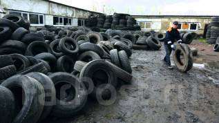 Вывоз мусора, утилизация старых колес, вывоз старых шин (покрышек) Жми.
