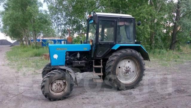МТЗ 82.1. Продаю трактор МТЗ - 82.1 2011 г. в., ХТС., 4 200 куб. см.