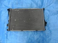 Радиатор охлаждения двигателя. BMW 5-Series, E39 Двигатель M54B25