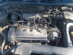 Двигатель в сборе. Toyota Tercel, EL41 Двигатель 4EFE