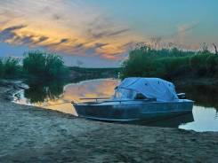 Аренда моторной лодки. Доставка по Амуру, Тунгуске, протокам. 4 человека, 30км/ч