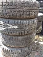 Michelin X Radial. Зимние, без шипов, 2004 год, износ: 10%, 4 шт
