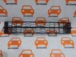 Решётка в передний бампер Skoda Rapid