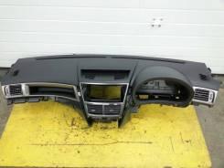 Панель приборов. Subaru Exiga, YA5 Двигатель EJ20
