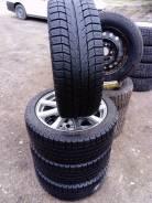 Michelin X-Ice Xi2. Зимние, без шипов, 2012 год, износ: 5%, 4 шт