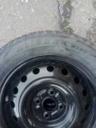 Bridgestone Blizzak WS-60. Всесезонные, износ: 50%, 4 шт
