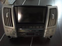 Дисплей. Toyota Harrier, MCU35 Двигатель 1MZFE