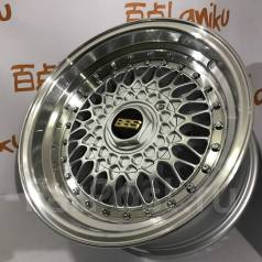BBS Super RS. 8.0x15, 4x98.00, 4x100.00, 4x114.30, ET15, ЦО 73,1мм.