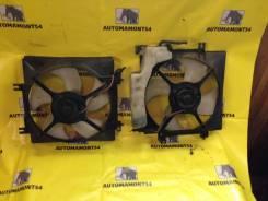 Вентилятор охлаждения радиатора. Subaru Legacy B4, BL9, BL5, BLE