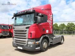 Scania. Седельный тягач G400, 12 740 куб. см., 12 600 кг.